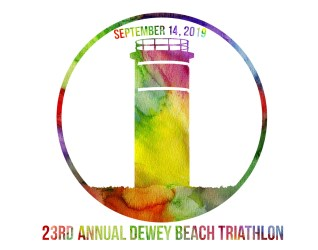 23rd Annual Dewey Beach Sprint Triathlon